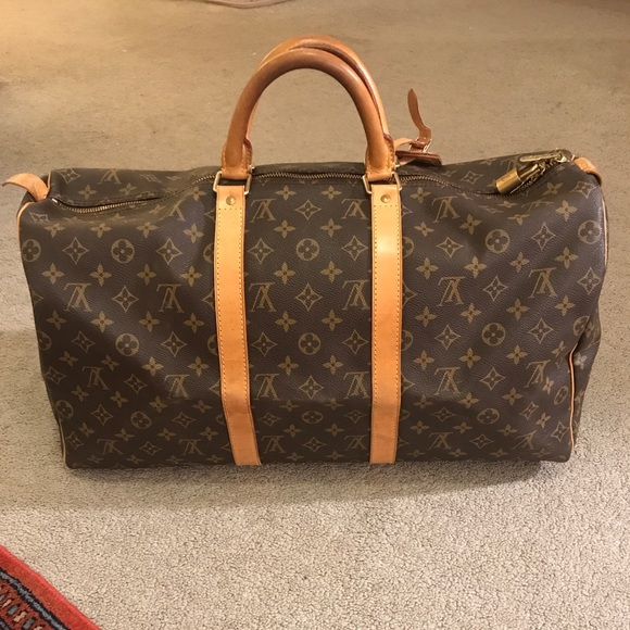 Louis Vuitton Bags Travel Bag For Men And Women Poshmark